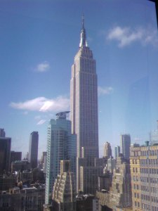 """""""The Empire State Building"""""""