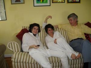 "''Andrew, Robert and Hugh - Summer 2008"""