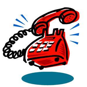 """The phone call"""