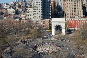"""Washington Square Park"" - Google images"