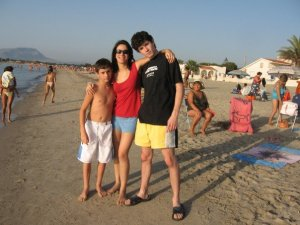 """The children in Sicily - August 2007"""