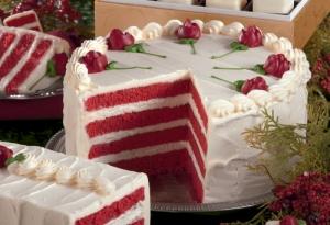 """""""Andrew loved Red Velvet Cake"""""""