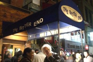 """Outside The Bitter End"""