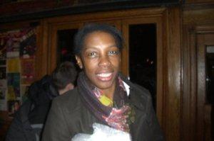 Keith's sister & my beloved friend - December 13, 2009 - Andrew's Memorial Concert