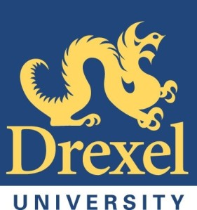"""Drexel University"" logo"