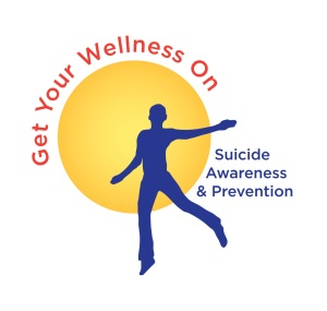 """Get Your Wellness On - Logo"""