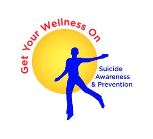 """Get Your Wellness On"" logo courtesy of my friend Dennis Woloch"