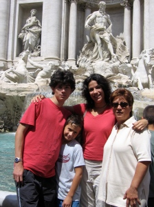 """Trevi Fountain - Rome"""