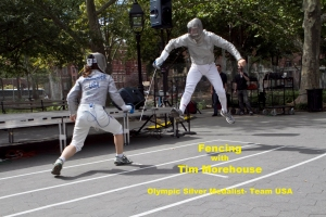 "Wow, ""Tim Morehouse"" aims high and jumps for it - we are impressed"
