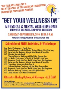 """Get Your Wellness On Schedule"""