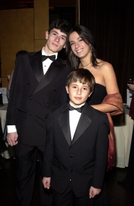 "Andrew, Florentina & Robert - ""Windflower Ball 2004 - Rainbow Room - Rockefeller Center, NY"""