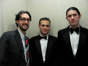 """Frank, Zack & """"Andrew"""""""