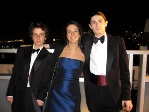 Robert, Florentina & Andrew