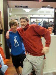 """""""Robert & Andrew"""" - October 24, 2009"""