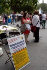"""Get Your Wellness On - NYC - Washington Square Park"" - September 18, 2010"
