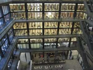 BOBST - NYU's Library