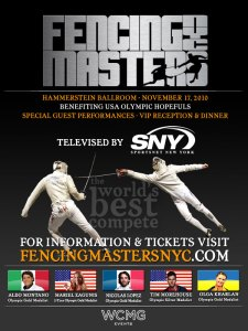 """Fencing Masters Historic Tournament"""
