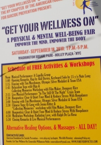 """Get Your Wellness On"""