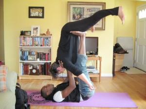 """""""acro yoga"""""""