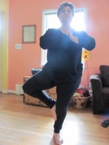"Good Balance ""Yoga"""