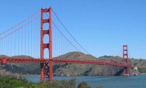 """Number 1 suicide magnet in the world;San Francisco's barrierless GoldenGate Bridge"""