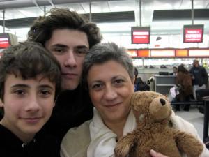 """Robert, """"Andrew, Esmeralda & Bruno"""""""