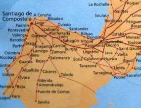 """""""El Camino de Santiago"""""""