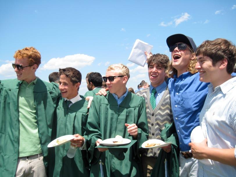 "June 2013 - ""High School Graduation """
