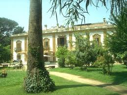 Space at Villa Trabia for the GYWO