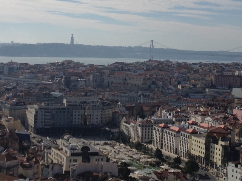 "Breathtaking View of The ""Tagus - Rio Tejo"""